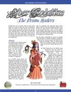Liber Sodalitas: The Dream Healers (3rd Fantasy edition)