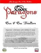 Codex Paragons: Sun & Sea Dwellers