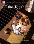 MonkeyGod Presents: All The King's Men