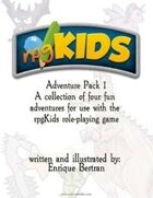 rpgKids Adventure Pack I