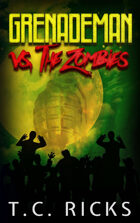 Grenademan Vs the Zombies Audiobook