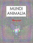 Mundi Animalia - Warriors!