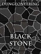*Dungeoneering Presents* Black Stone Map Pieces