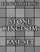*Dungeoneering Presents* Stone Kingdom - Base Set