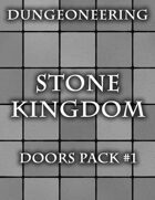 Stone Kingdom - Doors Pack #1