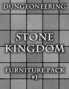 Stone Kingdom - Furniture Pack #1