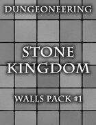 Stone Kingdom - Walls Pack #1