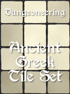 *Dungeoneering Presents* Ancient Greek Tile Set