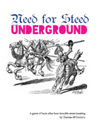 Need for Steed: Underground
