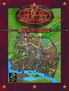 City of Solstice: Evil Streets