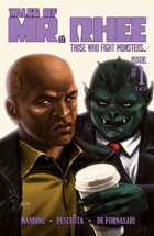 Tales of Mr. Rhee Volume 3 Those Who Fight Monsters...