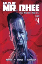 Tales of Mr. Rhee Volume 3 Those Who Fight Monsters...Issue #4
