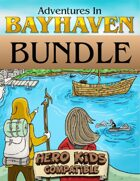 Adventures in Bayhaven Ultimate [BUNDLE]