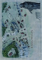 Barrowton Fine Art Map