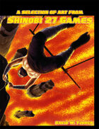 A Selection of Art from Shinobi 27 Games