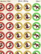 Freebooter's Fate Monkey Token Set bilingual