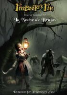 Freebooter's Fate Tales of Longfall 1 - La Noche de Brujas English Version