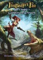 Freebooter's Fate Tales of Longfall 2 - Corporate Piracy deutsche Version