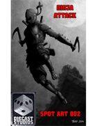 Ninja Attack (Spot Art 002)