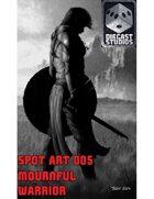 TheWarrior (Spot Art 005)