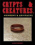 Crypts & Creatures Trinkets & Artifacts