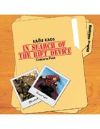 Kaiju Kaos: In Search of the Rift Device scenario pack