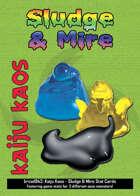 Kaiju Kaos: Sludge & Mire Stat Cards
