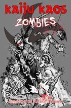 Kaiju Kaos - Zombies