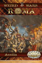 Weird Wars Roma Auxilia