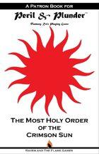 Peril and Plunder Patron Book: Crimson Sun