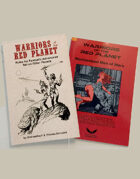 Warriors of the Red Planet  [BUNDLE]