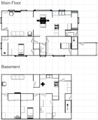 Alterkine Floorplans: Small House