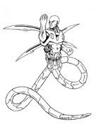 Stock Art: Serpent System