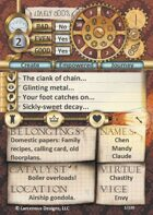 The GameMaster's Apprentice: Steampunk Deck
