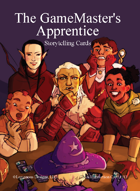 The GameMaster's Apprentice: Universal Instruction Cards