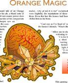 Colours of Magic: Orange 5e