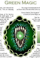 Colours of Magic: Green 5e