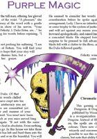 Colours of Magic: Purple 5e