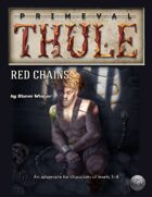 Red Chains - for the 13th Age Roleplaying Game