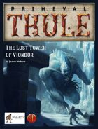 The Lost Tower of Viondor - 5e
