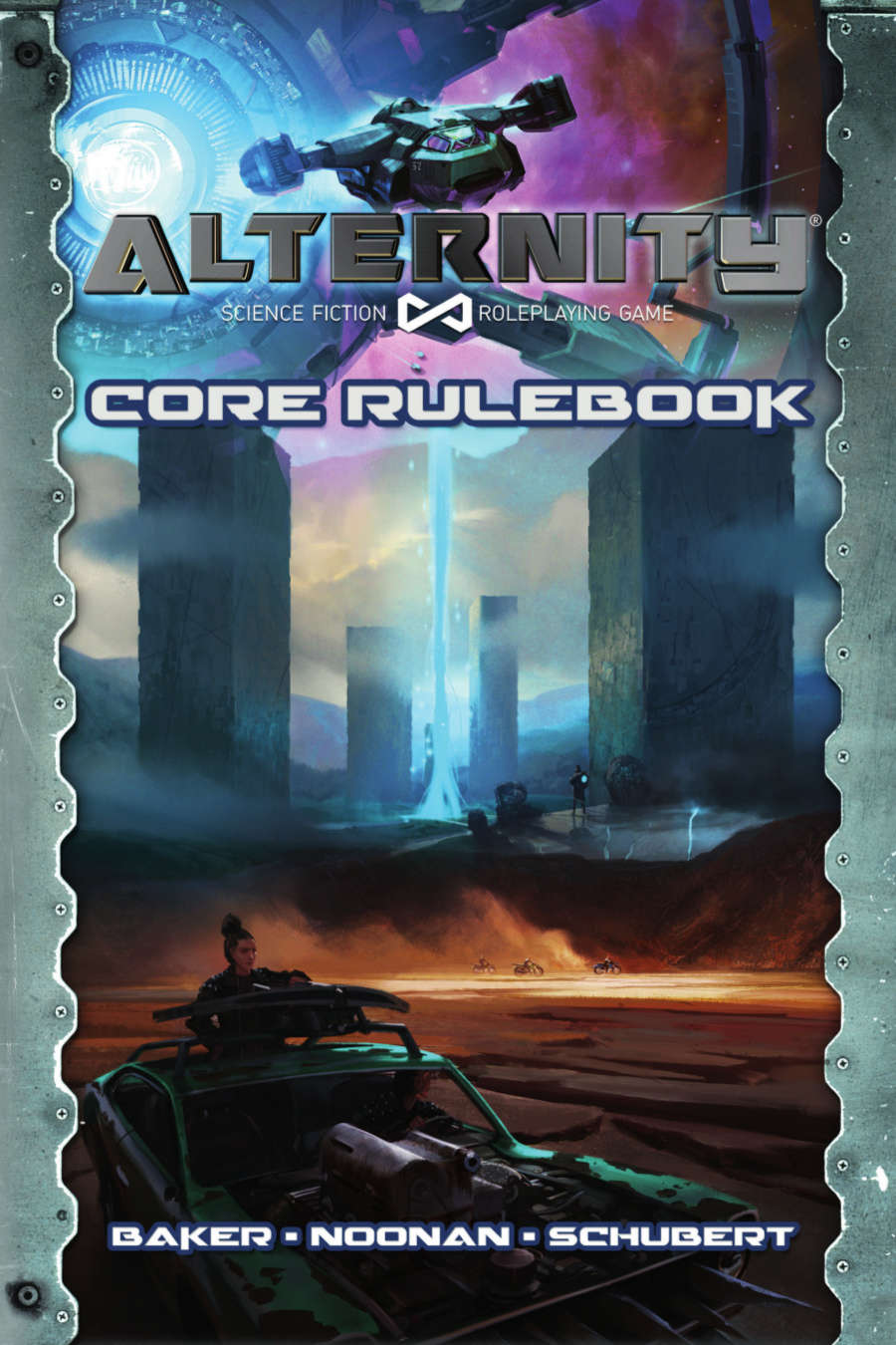 The Alternity RPG Returns