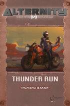 Thunder Run - An Alternity Adventure