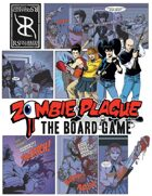 Zombie Plague The Board Game