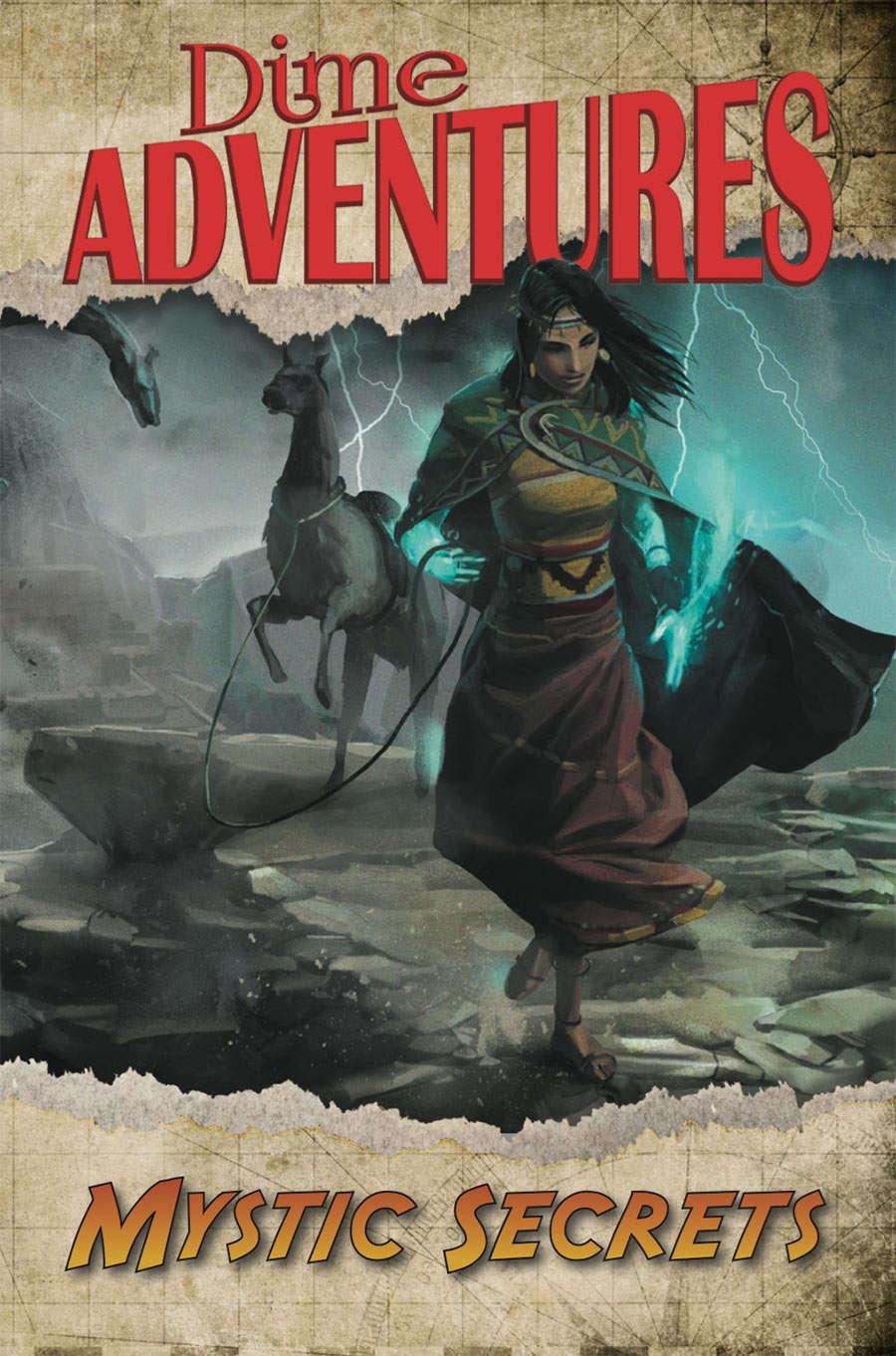 Dime Adventures: Mystic Secrets