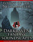 F/FN08 - Swamp (With Light Rain) - Forest of the Necromancer - Darkraven RPG Soundscape