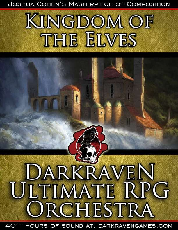 M/KE03 - Morning's First Light - Kingdom of the Elves - Darkraven Ultimate RPG Orchestra