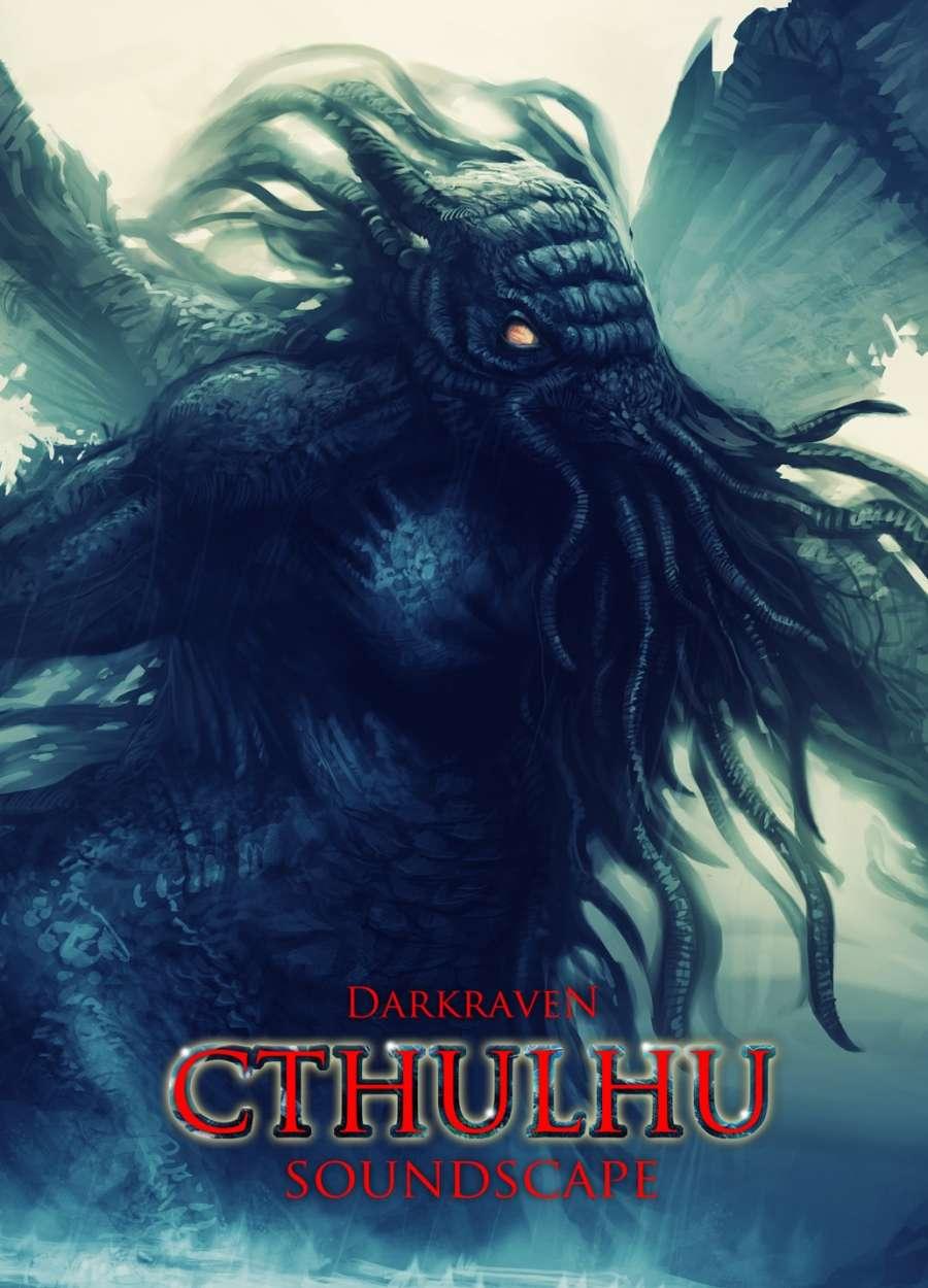 H/CS03 - Cthulhu In Rleyh - Cthulhu Soundscape - Darkraven Games