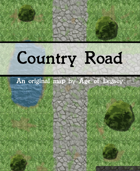Age of Legacy - 'Country Road' Game Map