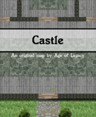 Age of Legacy - 'Castle' Game Map