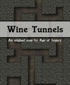 Age of Legacy - 'Wine Tunnels' Game Map